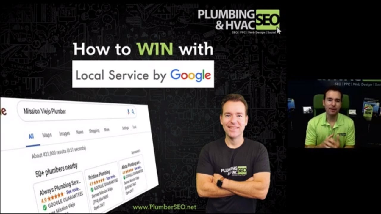 How to win with Google Local Services for Plumbing & HVAC Contractors