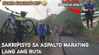 SANYANG BIKERS SHUT DOWN RIDE |NABUDOL KAMI NI ORBEA BOY