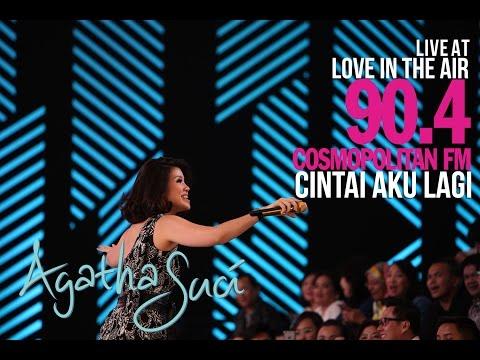 Agatha Suci : Cintai Aku Lagi (Live) #17