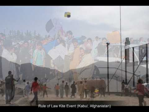 Rule of Law Kite Event (Kabul, Afghanistan)