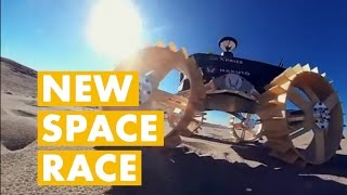 The New Space Race | Google Lunar XPRIZE