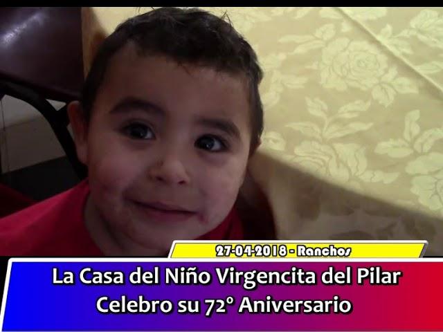 Celebración 72 aniversario Casa del niño