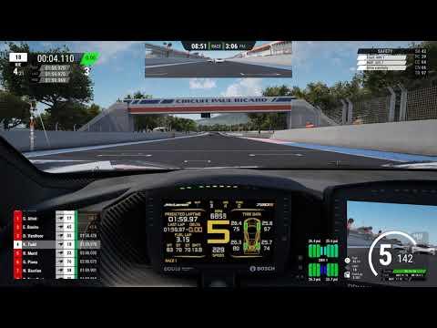 Race vs AI Paul Ricard - Asserro Corsa Competizione |