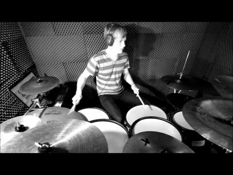 The Rolling Stones - Doom And Gloom - Drum Cover