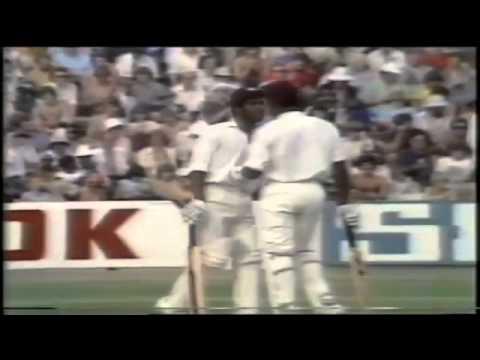 Lawrence Rowe Batting (Compilation)