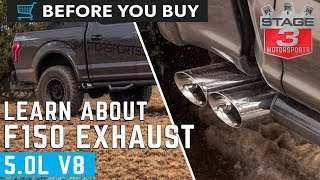 Before You Buy: F150 5.0L V8 Cat-Back Exhaust Kits