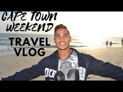 CAPE TOWN WEEKEND TRAVEL VLOG | REUNITED WITH THE BROTHER