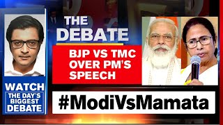 TMC Vs BJP Faceoff: Battle For Bengal Gets Fierce | The Debate With Arnab Goswami