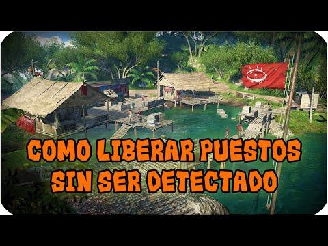 Far Cry 4 - Como liberar puestos sin ser detectado