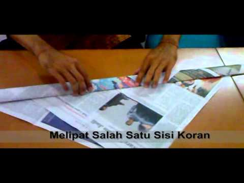 Video Presentasi Membuat Udeng Bali Youtube