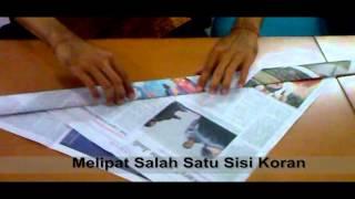 Video Presentasi Membuat Udeng Bali