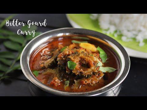 Bitter Gourd Curry | Karela Sabzi | Karela Recipes