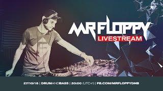 MR FLOPPY Livestream #6 | Drum&Bass