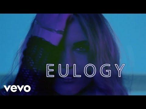 Brit Daniels - Eulogy (Official Lyric Video)