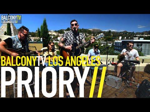 PRIORY - WEEKEND (BalconyTV)