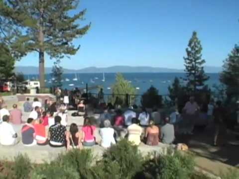 Tahoe City's Heart and Solstice Festival