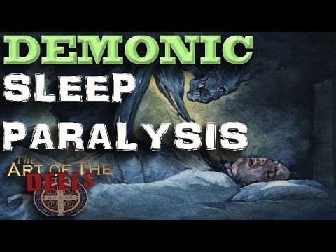 Repeat Demonic Sleep Paralysis - More on Solutions by The Reel Deels