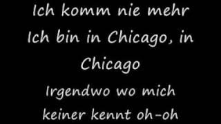 Clueso Chicago lyrics