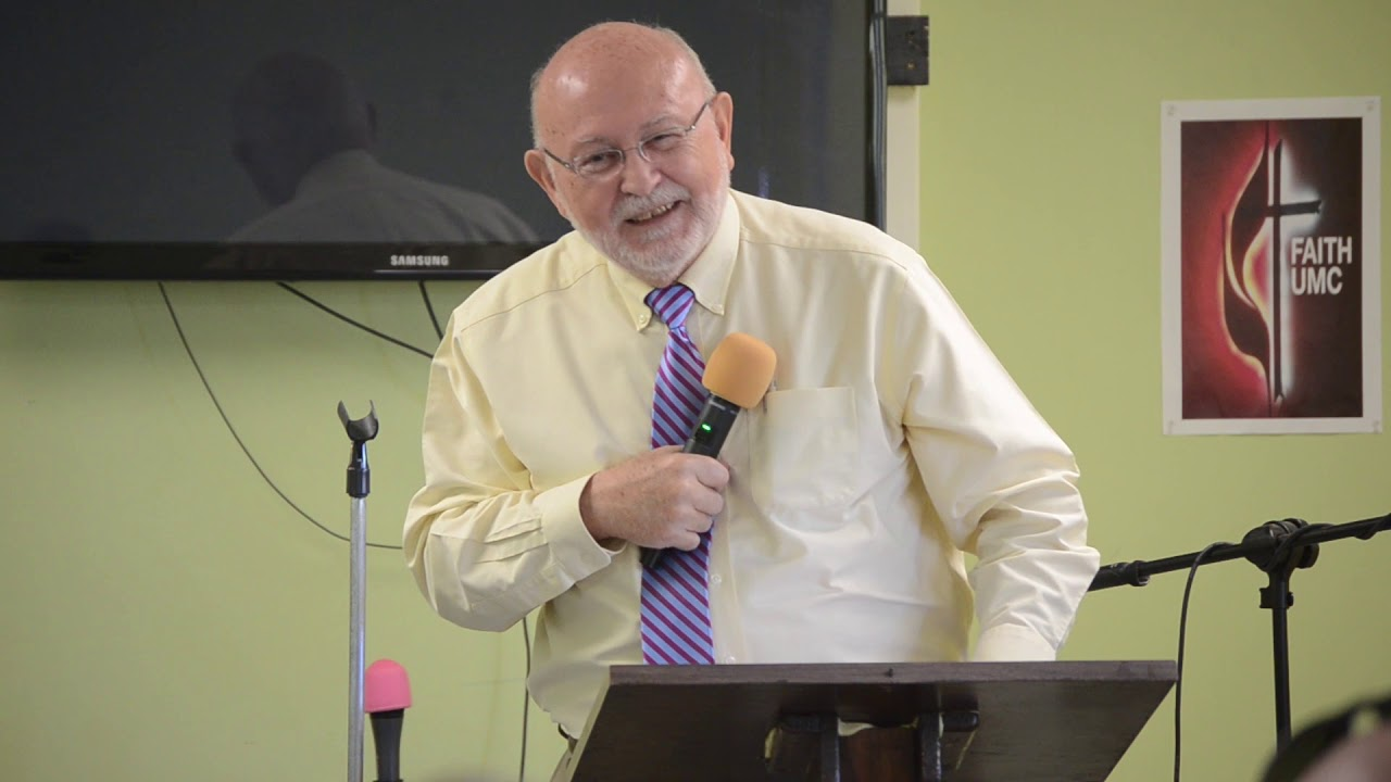 Pastor Alan Ferguson | February 9, 2020