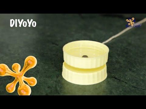 How to make Yoyo | DIY at Home | dArtofScience