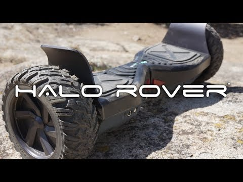 Halo Rover - Best All-Terrain Hoverboard/Self Balancing Scooter