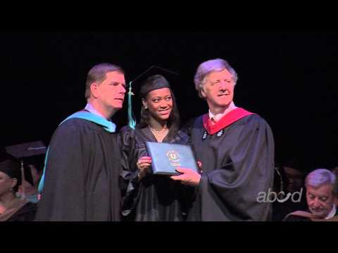 Urban College of Boston: Graduation Ceremony 2015