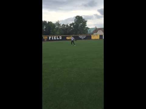 Mackenzie Bay Weatherford College Softball Outfielder SKILLS VIDEO
