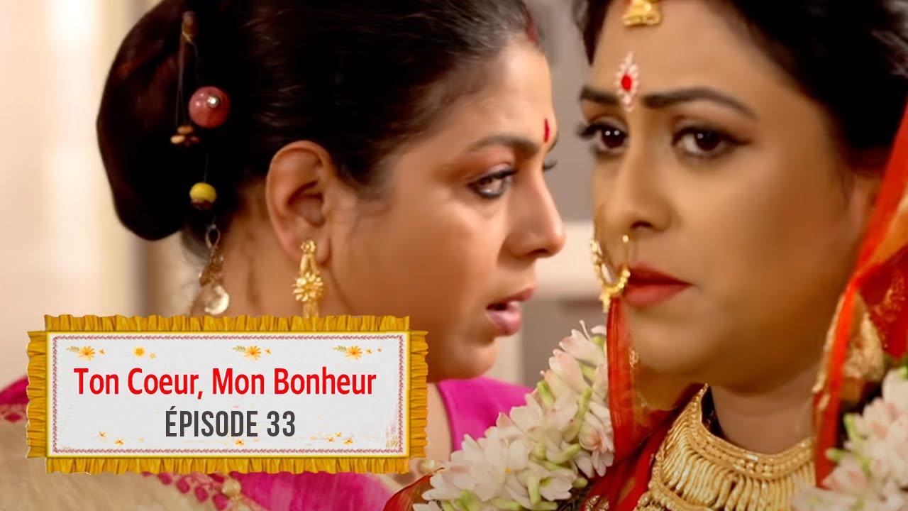 Download Ton coeur, mon bonheur (Nokshi Kantha)- EP 33 - Complet en français - HD