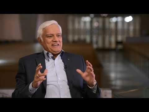 RAVI ZACHARIAS - In tribute, we relive his outstanding (FULL) interview. #ThankYouRavi