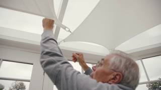 InShade Sail Blinds - Easy to Machine Wash