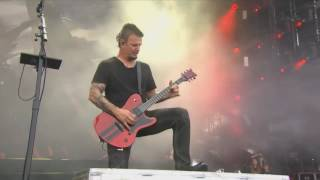 Скачать Disturbed Inside The Fire Live Rock Am Ring 2016