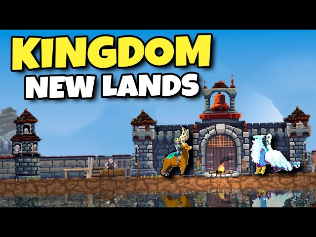 Grátis na Epic Games! KINGDOM NEW LANDS [Marquem o LEMBRETE!]