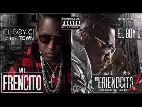 El Boy C - Mi Frencito & Mi Friendsito 2 | Audio Oficial