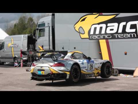 Time to say good bye - Marc VDS Racing Team HD
