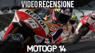MotoGP 14 - Videorecensione - Gameplay ITA HD