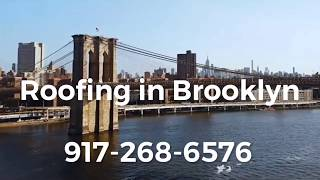 Roofing in Brooklyn | Call or Text 917-268-6576