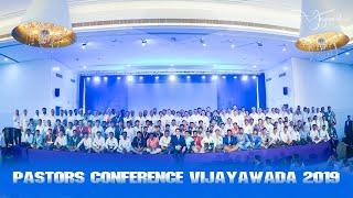 Pastors Conference - 2019 - Vijayawada - Highlights   Dr Jay...
