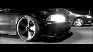 BMW E39 Black Devil // Low and Fast // ThroWBack Media