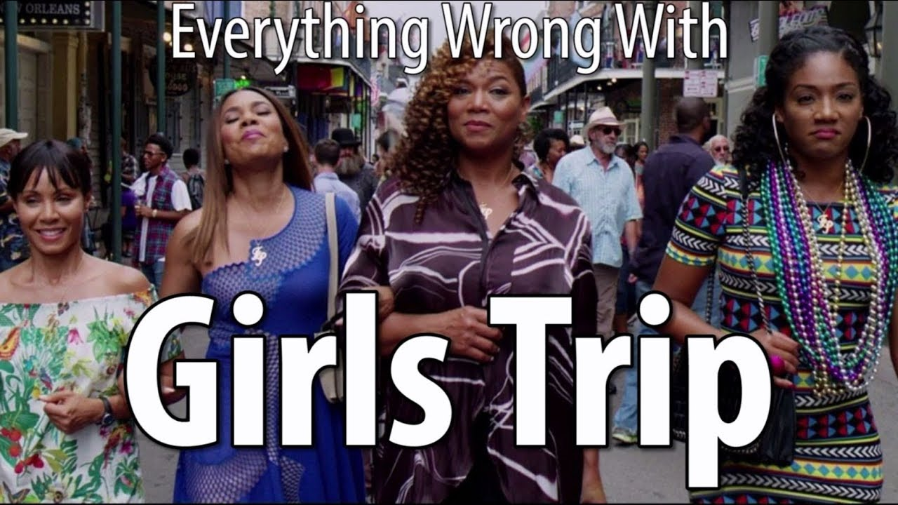 Download Everything Wrong With Girls Trip