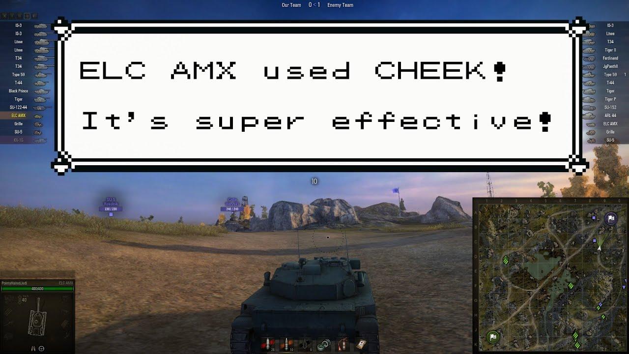 Verden af tanks elc amx matchmaking
