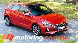 2017 Hyundai i30 Review Australia