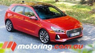 2017 Hyundai i30 Review Australia смотреть