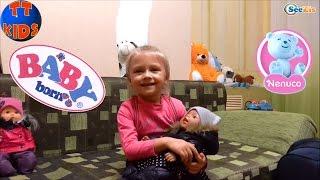 ✔ Буковель Ждет. Кукла Беби Борн и Ярослава отправляются на вокзал / Doll Baby Born ✔(, 2016-01-30T07:49:08.000Z)