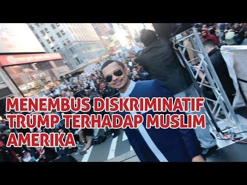 IMAM SHAMSI ALI, MENEMBUS DISKRIMINATIF TRUMP TERHADAP MUSLIM AMERIKA