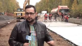 Новый пункт весового контроля в Нижнекамске - телеканал Нефтехим (Нижнекамск)