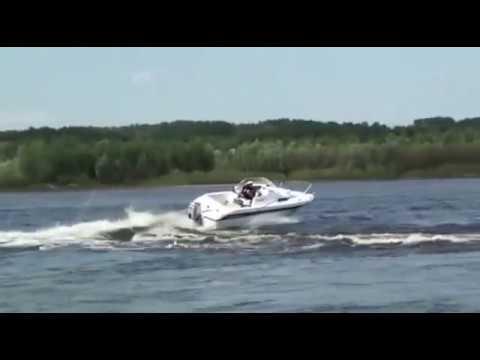 Стеклопластиковый катер Посейдон 570  Boat Poseidon 570