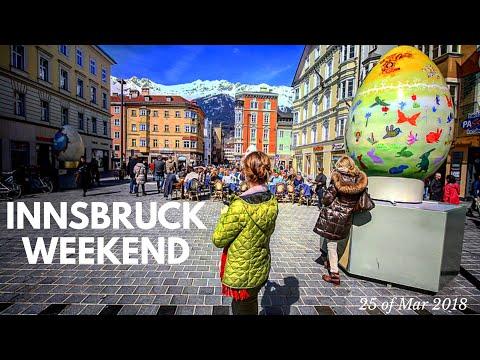 Weekend in Austria - Innsbruck Vlog (part 1)