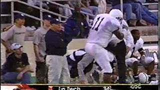 LaVar Arrington Penn State Highlights - 1999 Part 2/2
