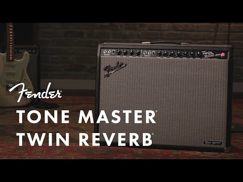 Tone Master Deluxe Reverb | Fender Amplifiers | Fender from YouTube · Duration:  17 minutes 39 seconds