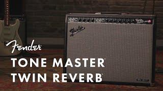 Tone Master Twin Reverb | Fender Amplifiers | Fender